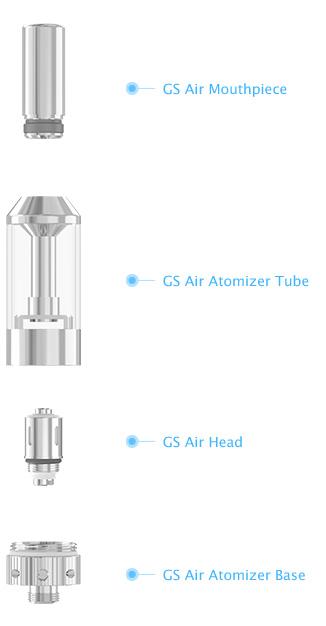GS Air Atomizer