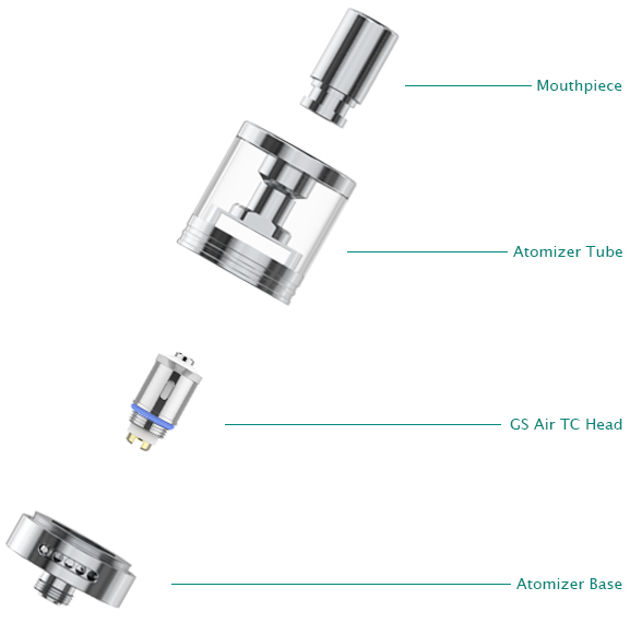 GS-Tank Atomizer