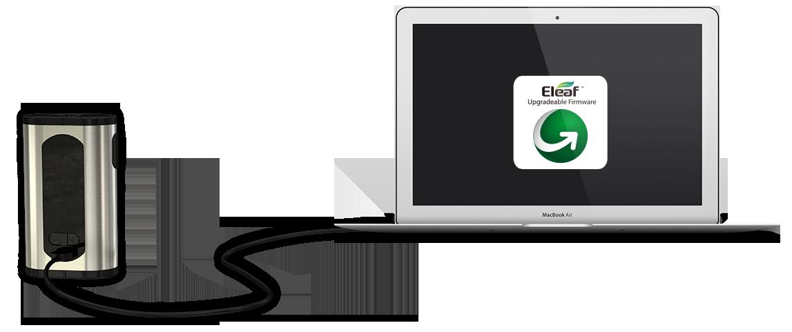 Eleaf Invoke with ELLO T