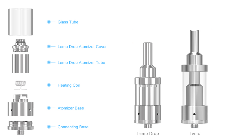 Lemo Drop Atomizer