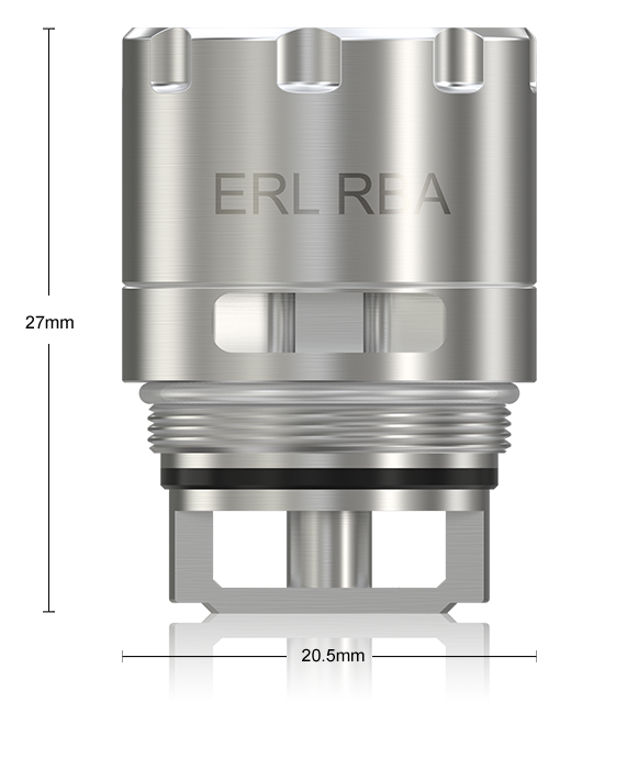 ERL 0.15ohm Head