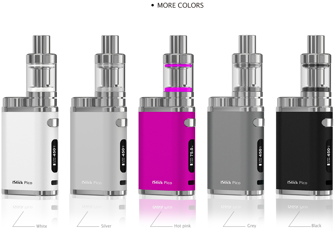 Istick Pico Kit Firmware Upgradeable Eleafworld