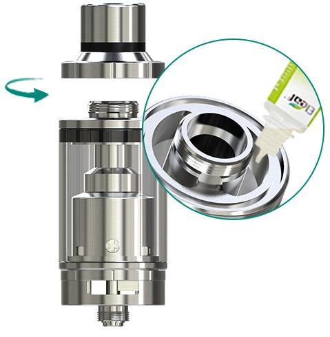 Lemo 3 Atomizer