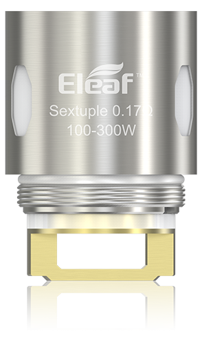 ES Sextuple-0.17ohm Head