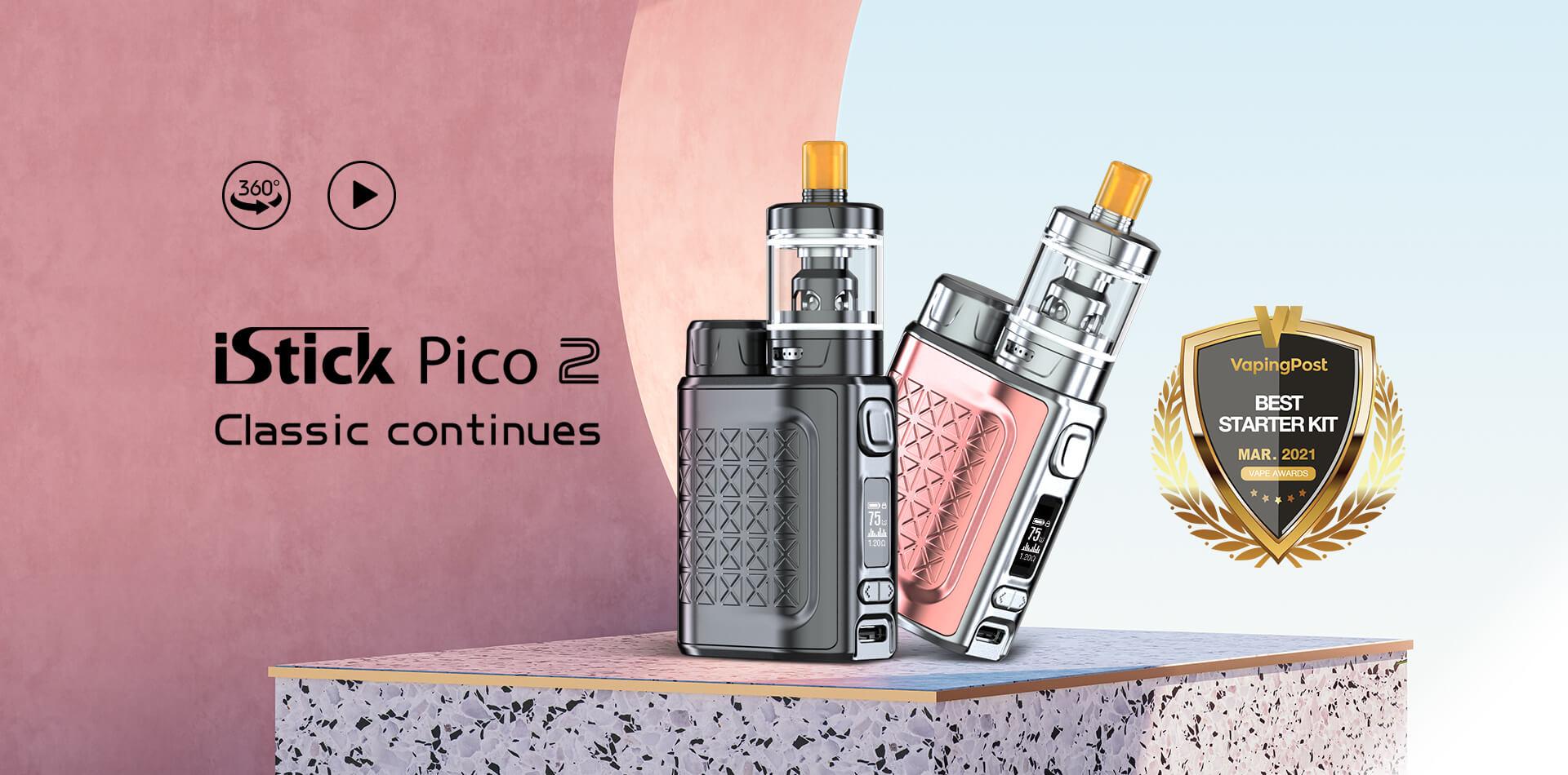 iStick Pico 2 with GZeno S